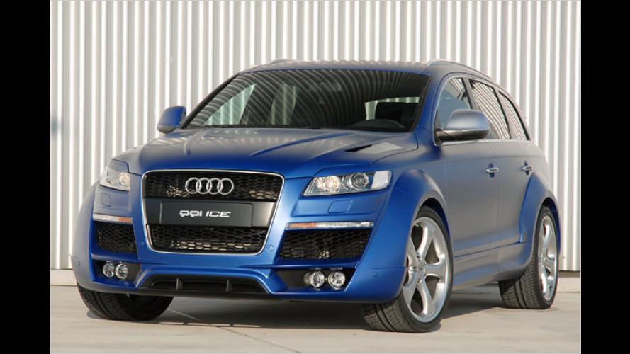 Ice Ice Baby: PPI veredelt den Audi Q7 und nennt ihn Ice