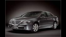 Facelift: Honda Legend