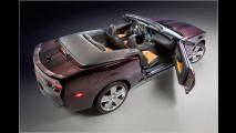 Debüt für Camaro Cabrio