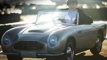 Aston Martin DB Convertible Junior