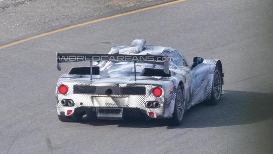 Rumours of secret Ferrari V6 test grow - report
