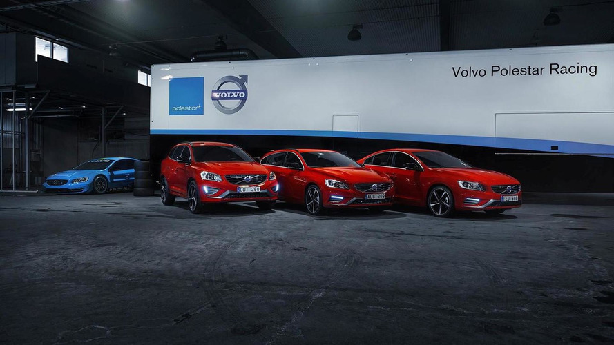 Volvo & Polestar introduce the S60, V60 and XC60 Black R editions