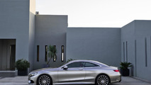 2014 Mercedes-Benz S-Class Coupe