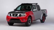 Nissan Frontier Diesel Runner concept