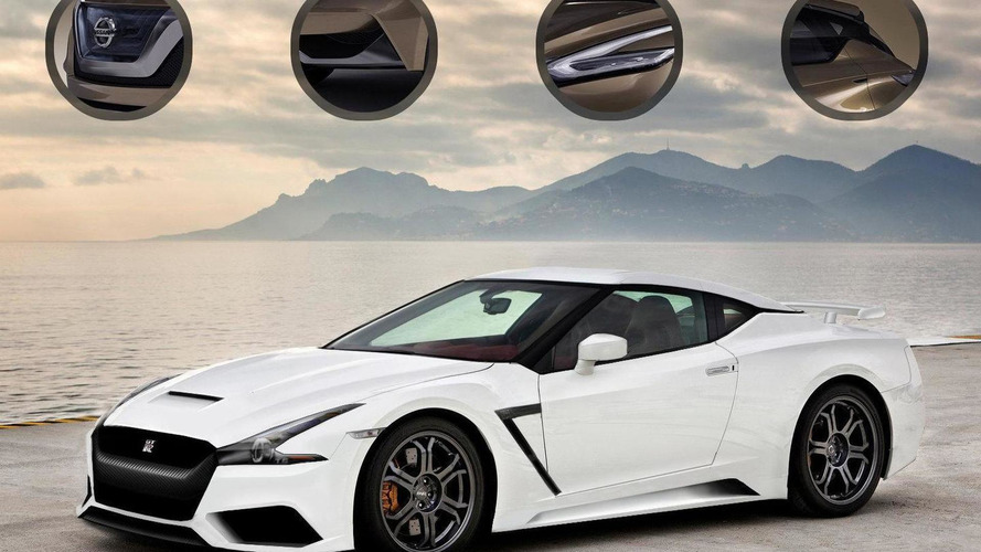 Next generation Nissan GT-R confirmed with hybrid tech