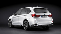 2014 BMW X5 receives M Performance goodies