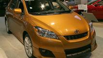 2009 Toyota Matrix XRS