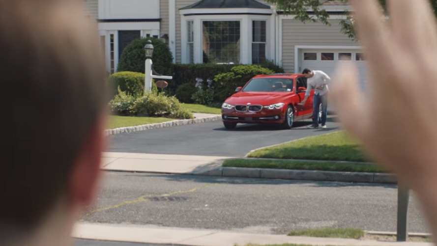 BMW releases cheeky ad targeting buyers waiting for Tesla Model 3