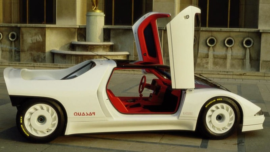 Concept We Forgot: 1988 Peugeot Oxia