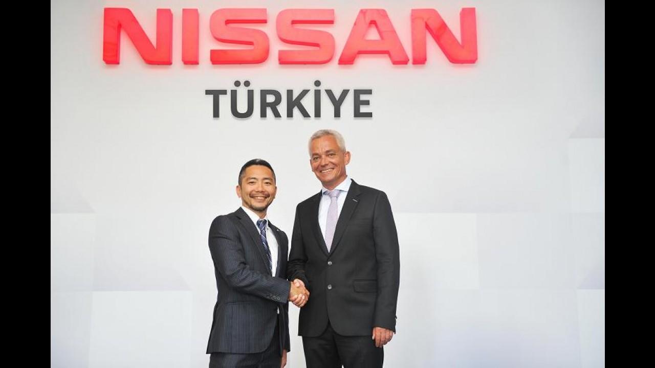 Nissan, Türkiye Operasyonunda Direksiyona Kendisi Geçiyor