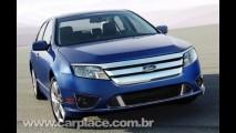 Ford revela o Novo Fusion 2010 - Sedan ganha novo visual e novos motores