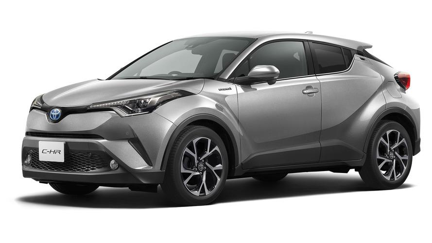 Toyota C-HR Production Model