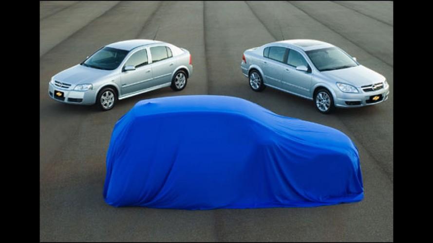 GM anuncia o lançamento do Vectra Hatch neste ano