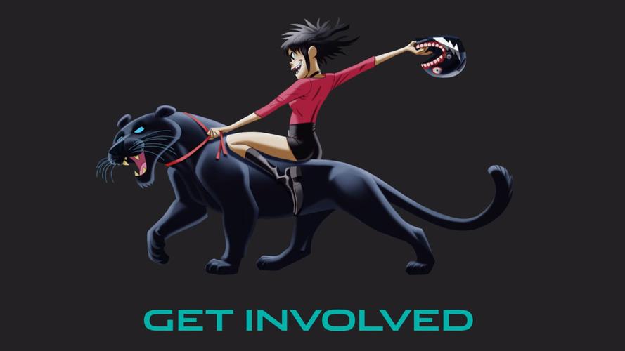 VIDÉO : Jaguar met Gorillaz au volant de sa Formule E