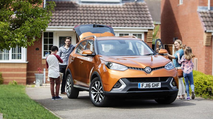 La gamme 2016 de MG en Grande-Bretagne