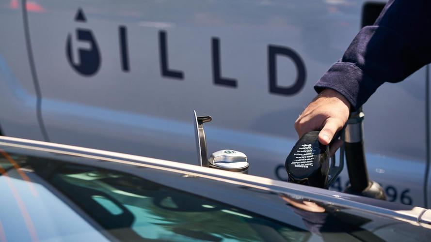 Bentley yakıt teslimatı sistemini deniyor