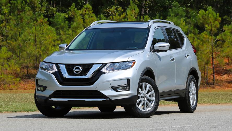 """Mais vendidos nos EUA – SUV da Nissan é o preferido entre os """"não-picapes"""" em fevereiro"""