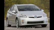 Salão de Detroit: Toyota apresenta a terceira geração do híbrido Prius