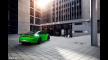 TechArt Porsche 911 Carrera 4