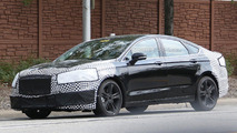 Ford Fusion ST spy photo