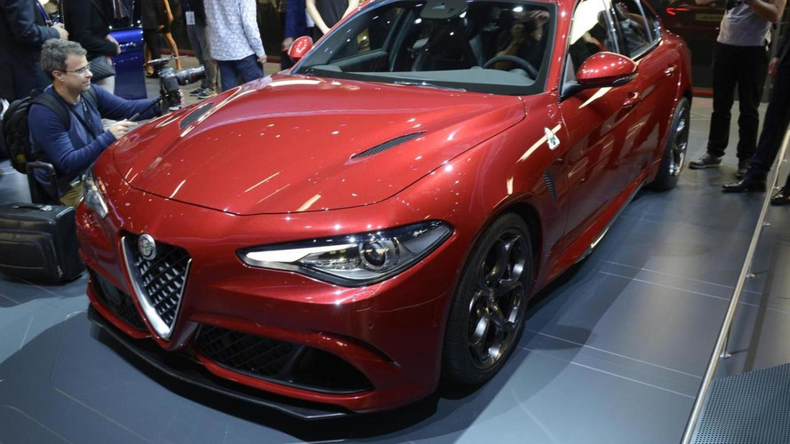 Alfa Romeo to revise its China plans, still targets 400,000 annual sales by 2018