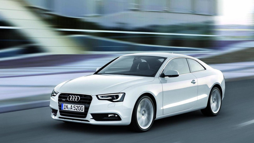 2016 Audi A5 to have an evolutionary design, weigh 200 lbs less