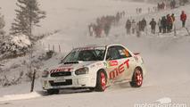 Carlo Covi and Giorgio Campesan, Subaru Impreza