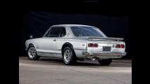 Nissan Skyline GT-R, la storia