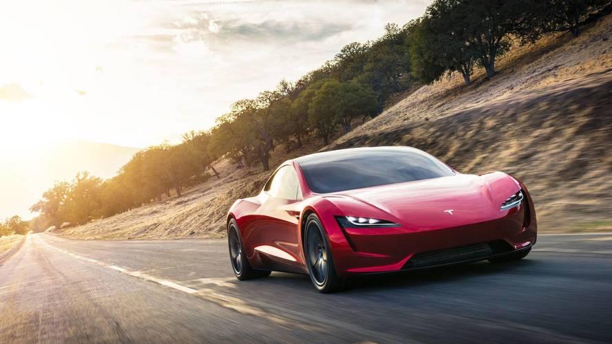 Különleges csomag repíti majd új szintre a már így is brutális Tesla Roadstert