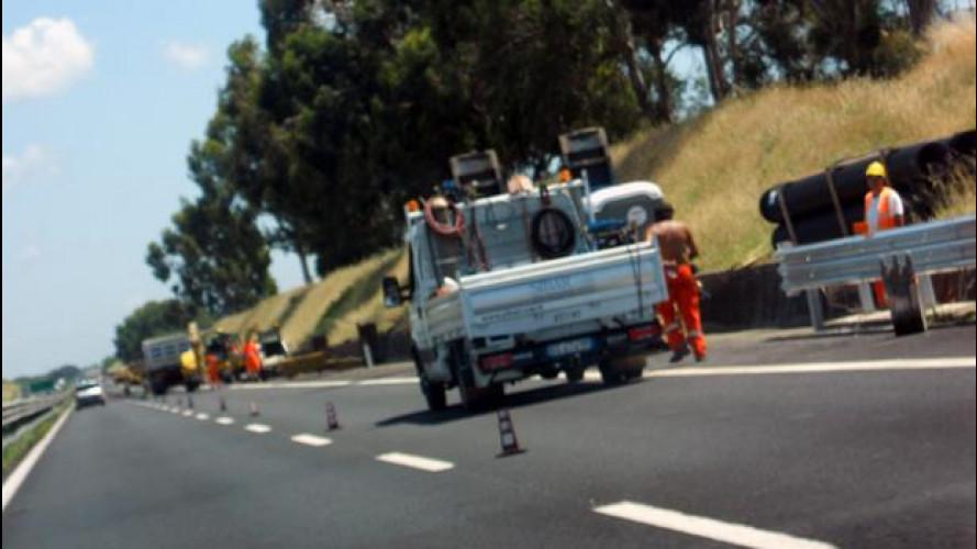 Autostrada Tirrenica: sbloccati 2 miliardi di finanziamento privato