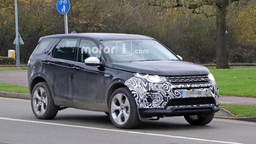 Land Rover, şimdiden yeni jenerasyon Discovery Sport üzerinde çalışıyor