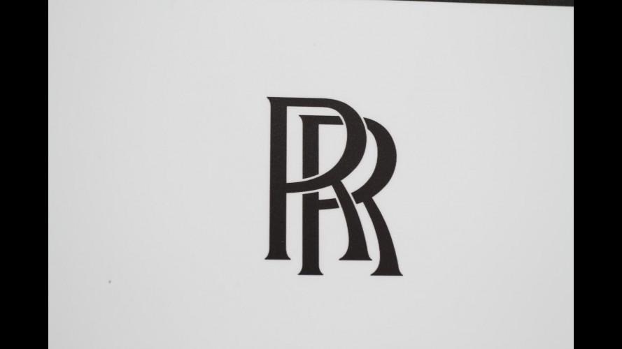 Rolls-Royce al Salone di Parigi 2012