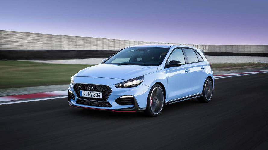 Hyundai i30 N 2018: un gran compacto deportivo, a prueba