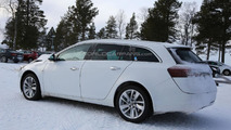 2016 Opel Insignia mule spy photo