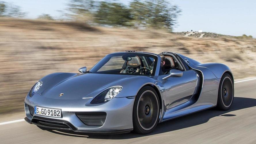 Porsche 918 Spyder sold out, successor confirmed