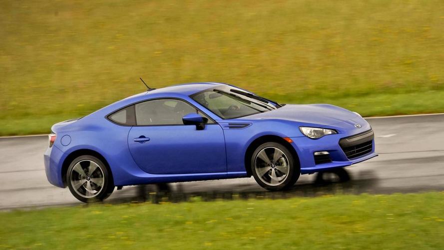 2014 Subaru BRZ priced from 25,595 USD