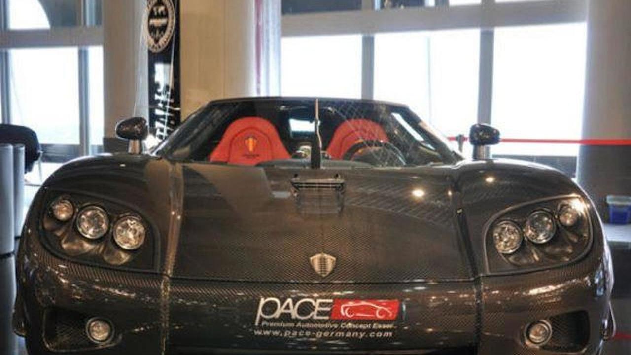 Koenigsegg CCX Edition
