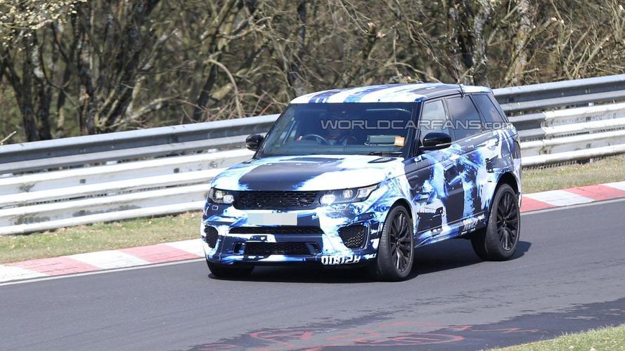 Range Rover Sport RS teased [video]