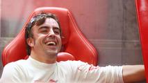 Fernando Alonso 26.10.2013 Indian Grand Prix