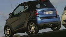 Smart fortwo Brabus and Brabus Xclusive at Geneva