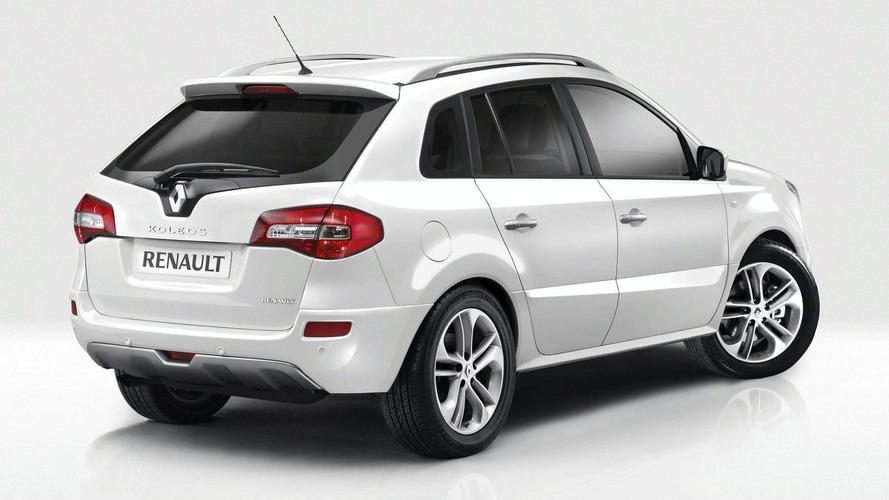 Renault Koleos White Edition Announced