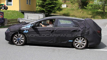 2012 Hyundai Sonata / i40 / i45 wagon spy photos 14.06.2010