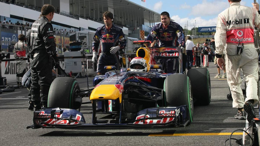 Red Bull still legal amid latest flexing saga
