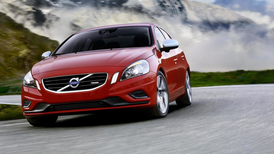 2011 Volvo S60 & V60 R-Designs Revealed