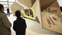 BMW 5 Series GT sculpture, The Dwelling Lab, Concorso d'Eleganza Villa d'Este 2010, 26.04.2010