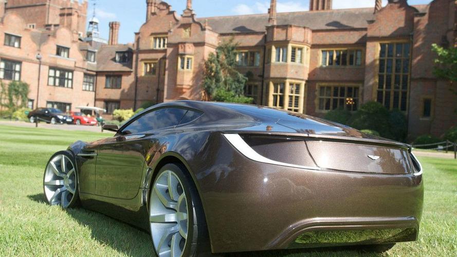 Student Design: Aston Martin Volare concept