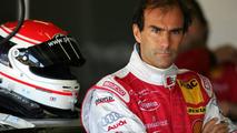 Emanuele Pirro (ITA), Audi Sport Infineon Team Joest, Portrait - DTM Season 2004 at Automotodrom Brno, Czech Republic 17.09.2004 Brno, Czech Republic