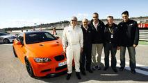 MotoGP star Valentino Rossi tests new BMW M3 GTS - 800