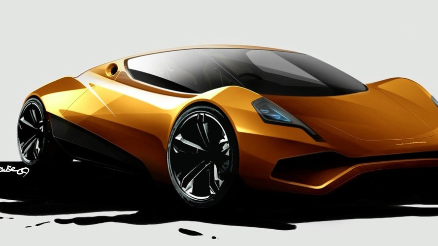 JJAD All-Electric P1-E Set for 2012 Launch - Brit's Answer to Tesla