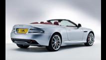 Aston Martin DB9 Volante restyling